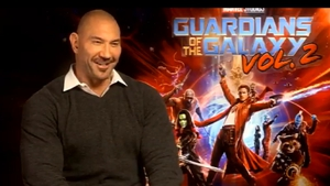 Bautista 'embarrassed' to talk about Guardians makeover