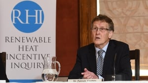 Patrick Coghlin said no accurate time limit can be placed on the conclusion of the inquiry
