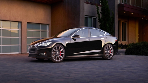 Tesla cars do not come cheap. The Model S starts at €86,650.