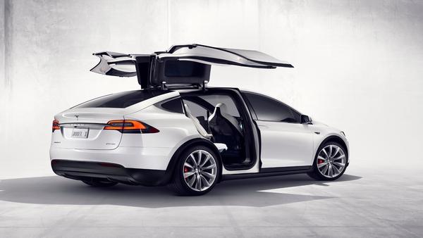 The Tesla X Model
