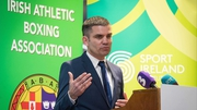 New high performance director Bernard Dunne