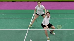 Chloe and Sam Magee prevailed in Denmark