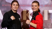 Katie Taylor: 'It's definitely going to be my toughest fight to date.'