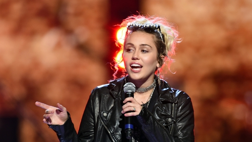 Miley Cyrus is voice of Mainframe