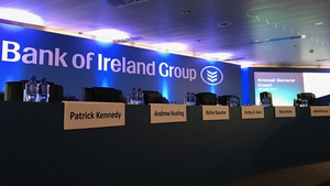 Bank of Ireland holds its Annual General Court meeting, or AGM today