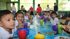 The World Bank estimates that two-thirds of the population in Honduras lives in poverty