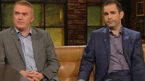 The Late Late Show: Stephen Breen and Owen Conlon