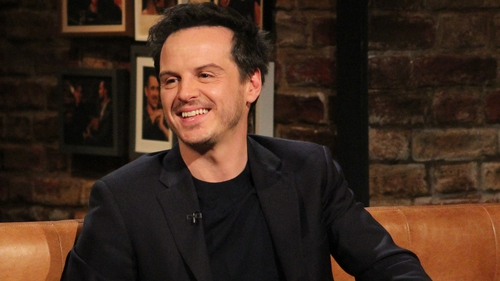 "Andrew Scott - Playing the ""wealthy and eccentric"" Lord Merlin in The Pursuit of Love"