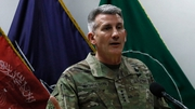General John Nicholson attended a handover ceremony in Helmand