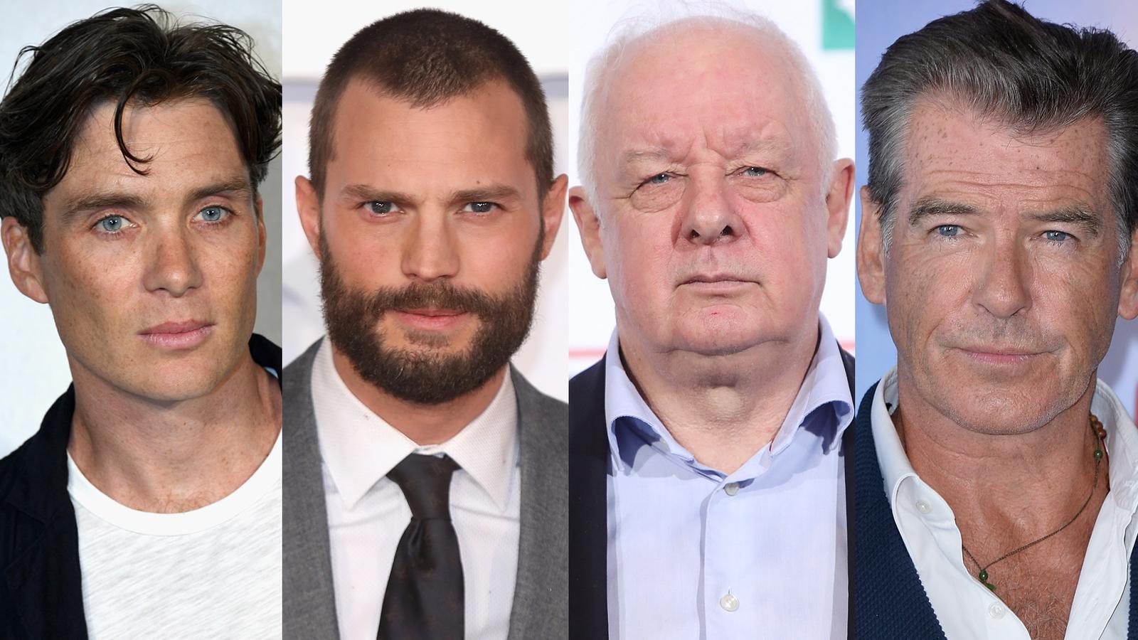 Cillian Murphy, Jamie Dornan, Jim Sheridan and Pierce Brosnan - A superb line-