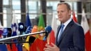 Donald Tusk said the EU's unity is also in the UK's interest