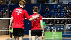 Sam and Chloe Magee had no answer for the class of the Danish pair