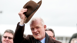 Willie Mullins is now the all-time record winning trainer at the Festival