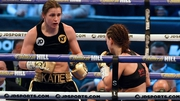 Katie Taylor is looking towards an October title fight in Ireland