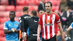 Sunderland captain John O'Shea wants to see his side restore some pride after relegation