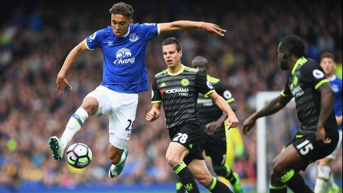 Dominic Calvert-Lewin has signed a new Everton deal