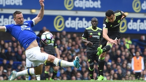 Pedro's goal set Chelsea on their way