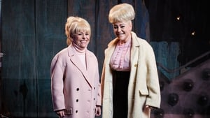 Barbara Windsor with Jaime Winstone -
