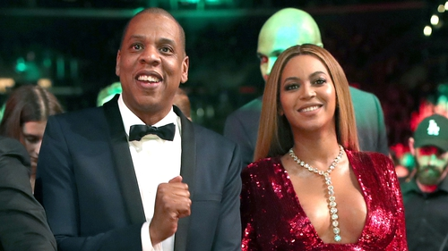 Jay Z and Beyoncé already have a daughter named Blue Ivy