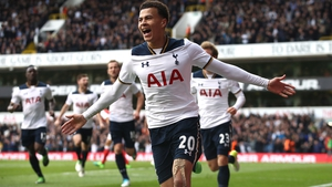 Dele Alli: 'If we can finish as well as we did this season, we should be okay'