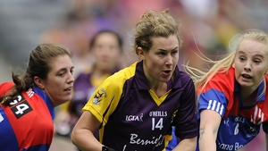 Fiona Rochford was Wexford's hero as they forced a late draw with Tipp