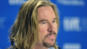 Val Kilmer (pictured at the Toronto International Film Festival in September 2011) - Has given fans an update on his health