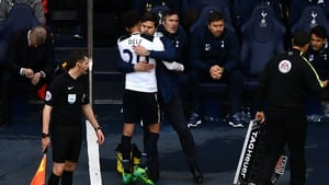 Pochettino saw his side ease to victory over Arsenal in the North London derby