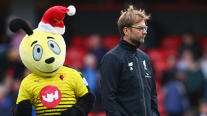 Jurgen Klopp feels three wins from four will see Liverpool book their Champions League ticket