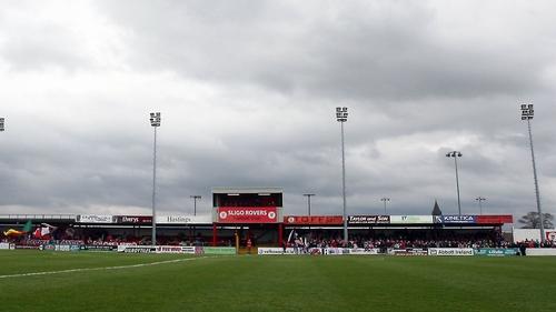 Sligo moved one point outside the relegation zone
