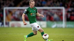 Stephen Dooley was on target for Cork City as they ousted defending champions St Patrick's Athletic