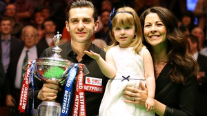 Mark Selby is the champion once again