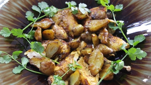 Rory O'Connell's Casserole Roast Pheasant