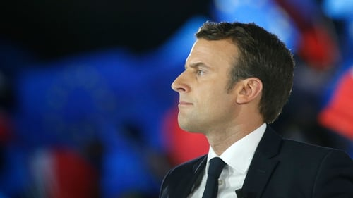 Emmanuel Macron said that Brexit is 'extremely complicated'