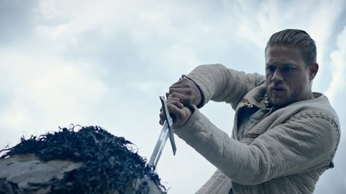 Charlie Hunnam as the titular king