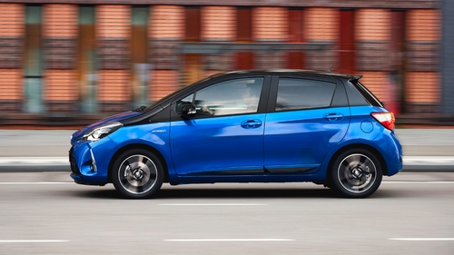 The Yaris now has one of the best safety packages of any small car on the market.