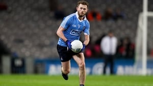 Dublin's Jack McCaffrey was the 2015 Footballer of the Year