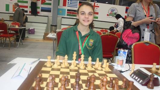 Limerick schoolgirl is Ireland's first World Chess Champion
