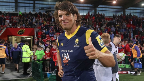 O'Callaghan will play his final game of professional rugby this weekend after a decorated 20-year career