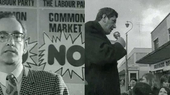 Campaigning in the EEC Referendum (1972)