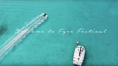 Organisers of the ill-fated Fyre Festival organisers are being sued for $100 million
