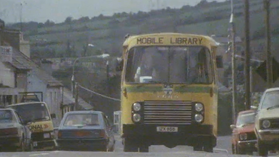 Kerry Mobile Library