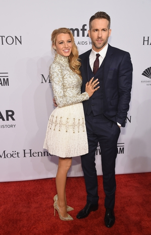 Love made Blake Lively and Ryan Reynolds shine more than ever at the 2016 amfAR Gala! Check out Blake's amazing rings!