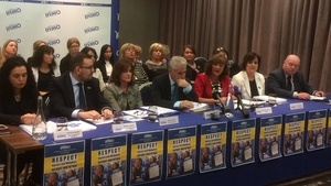 The INMO conference heard that the HSE must meet the agreement to recruit an extra 1,209 nurses by the end of this year