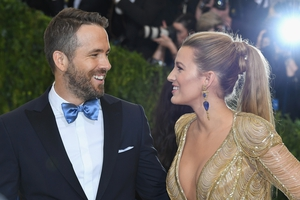 The look of love - caught on camera at the MET Gala this year.