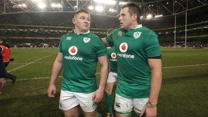 Tadhg Furlong and CJ Stander are two of the four nominees for the award