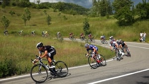 Riders can hit top speeds in excess of 100kph on descents
