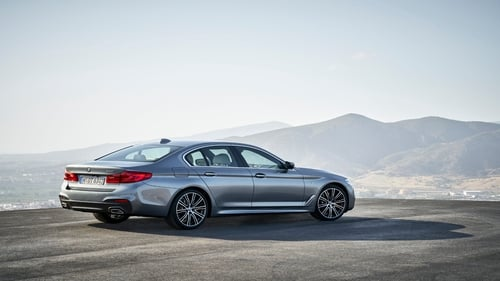 The new BMW 5 Series opens up a new world of connectivity.