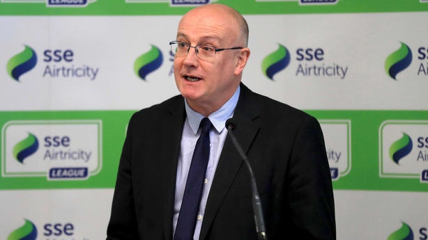 FAI widen investigation into irregular betting at Athlone
