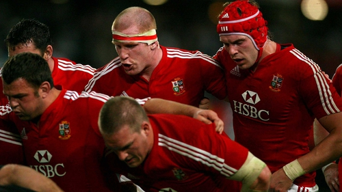 Paul O'Connell: 'It's going to be quite claustrophobic from a rugby point of view.'