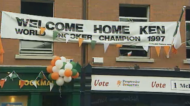 Welcome Home Ken, Ranelagh, 1997
